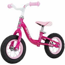 Huffy 10-inch Sea Star Girl's Balance Bike ride Kids Pink by
