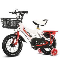12/14/16/18 Inch Children's Two Wheel <font><b>Bike</b></fon