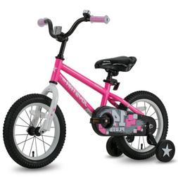JOYSTAR Kids Bike Boys Bicycle with DIY Decal & Training Whe