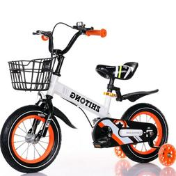 "12""-14""-16"" Kids Bike Bicycle Boys & Girls with LED Training"
