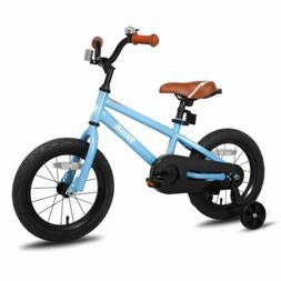 "JOYSTAR 12-18"" Kids BMX Bike Kids Bicycle with DIY Decals an"