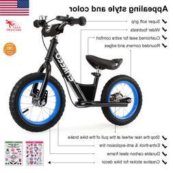 12 14 kid sport balance bike cycling