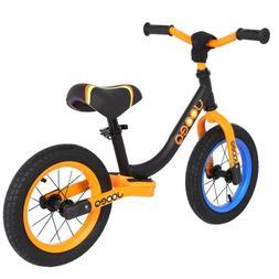 """12"""" Children's Balance Bike No-Pedal Learn to Ride Pre Runni"""
