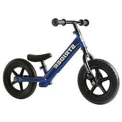 Strider 12 Classic No-Pedal Balance Bike - Blue