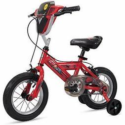 "12"" Disney/Pixar Cars Boys Bike, Lights And Sounds Shield Sp"