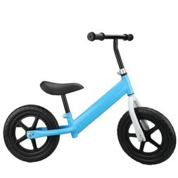 "12"" Kids Balance Bike No-Pedal Learn to Ride Pre Bike Classi"