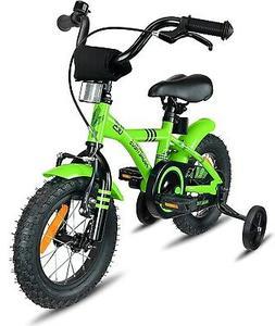 12 kids bicycle bike with training wheels