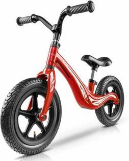 """12"""" Kids Learning Balance Bike Children Boys & Girls Exercis"""