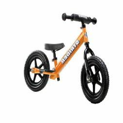 Strider 12 Sport No-Pedal Balance Bike - Orange