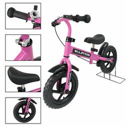 "12"" Pink Kids Bike Bicycle Children Boys & Girls with Brakes"