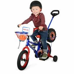 12in Hyper Basketball Kids Bike