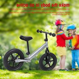 12inch Wheel Carbon Steel Kids Balance Bicycle Children No-P