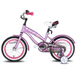 Hiland 14 & 16 Inch Kids Cruiser Bike for Girls & Boys with