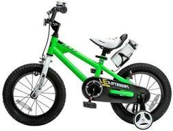Royalbaby 14 in. Wheels Freestyle BMX Kid's Bike, Boy's Bike