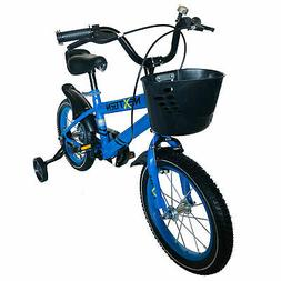 NextGen 14 Inch Childrens Kids Bike Bicycle with Training Wh