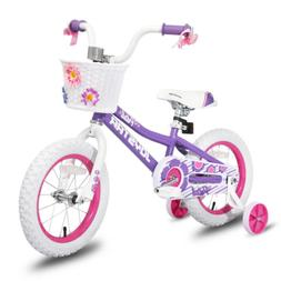 JoyStar 12 14 16 inch Kids Bike for Girls Children Bicycle w