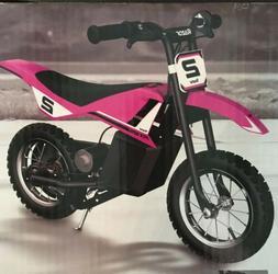 Razor 15118261 Dirt Rocket MX125 Electric-Powered Bike for K
