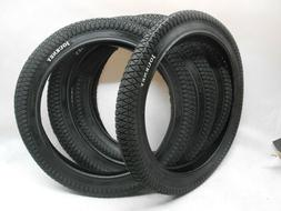 """16"""" BMX Street Tire Grippy Slick tire Black Fits any 16"""" Kid"""