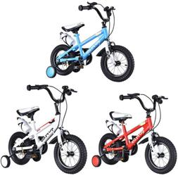 "16"" Freestyle Children Boys & Girls Bicycle w/ Training Whee"
