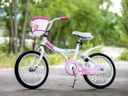 "16"" Kids Bicycle Bike Outdoor Sports With Flat Proof Tires,"