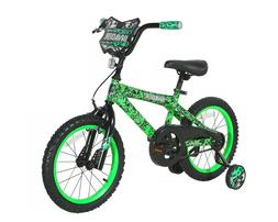"""16"""" Kids Bicycle for Boys Girls with Training Wheels Coaster"""