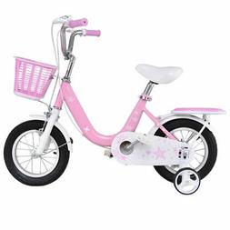 "16"" Kids Bike Bicycle Children Boys & Girls with Training Wh"