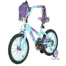 """16"""" Dynacraft Twilight Twist Girl's Bike Rear Coaster Front"""