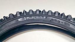 """2 Kids MTB Tyre Tire 20x2.10 Black 20"""" 2.10"""" ATB Dirt Jumpin"""