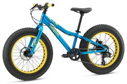 "Mongoose 20"" Argus Kids Mountain Bike-Teal"