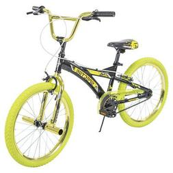 Huffy 20 In Boy's Bike Kids Bicycle BMX Steel Frame Front Re