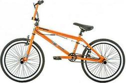 Mongoose 20 in. Boys' Bike for Ages 10-Years and Up in Coppe