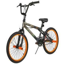 20 Inch BMX Camo Bike with custom Water Transfer Paint Kids