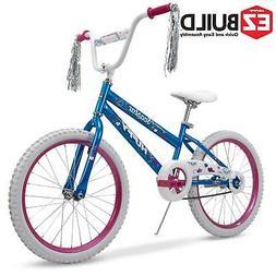 Huffy 20-Inch Sea Star Girls Bike, Blue, Pink and White