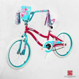 "20"" Kids Bike Girls Tween Bicycle 20-inch Charmer with Train"