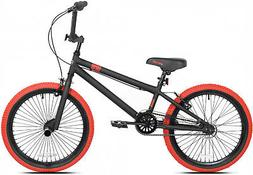 "20"" Kids BMX Bike Boys Girls Bicycle Wheels Freestyle Tween"