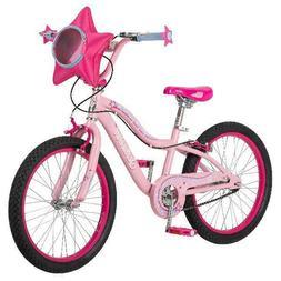 "20"" Kids Sidewalk Bike Girls Wheels Bicycle Single Speed Pin"