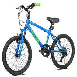 "20"" Mountain Bike Kids Boys Girls Bicycle 20 Inch MTB Cyclin"