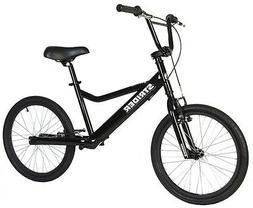 Boy's 20 Sport No-Pedal Balance Bike, Black