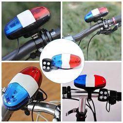 2019 Bicycle <font><b>Accessories</b></font> 6 LEDs 4 Tone S