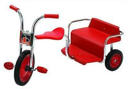 25.5 in. Rickshaw with Steel Frame