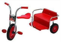 25 5 in rickshaw with steel frame