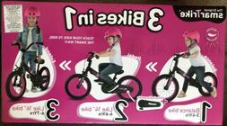 smarTrike 3 Bikes in 1, Convertible Balance to Pedal Bike fo