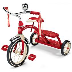 Radio Flyer 33 12-Inch Classic Red Tricycle