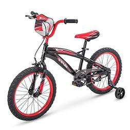 "Huffy 71808 16"" Motox Boys Bike, Gloss Black, 16 inch wheel"