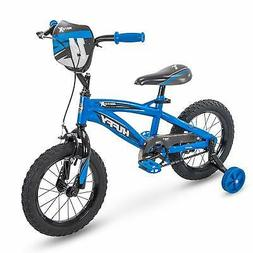 Huffy 72028 12' Motox Boys Bike, Gloss Blue, 12 inch Wheel