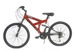 Dynacraft 24-Inch Wheel 18 Speed Dual Suspension Boy's Bike