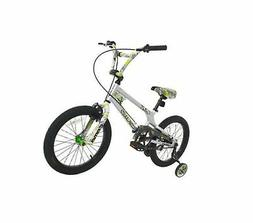 Dynacraft 8093-35TJ Decoy Boys Camo Bike, 18-Inch, Silver/Gr