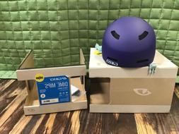 Giro GH26145 Youth's Dime Mips Helmet, Matte Purple - S