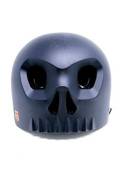 Mongoose MG77927-2 Boys Street Youth Skull Hardshell, Black