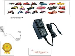 AC Adapter Charger For DYNACRAFT HORSE Car Concept RIDE ON 6